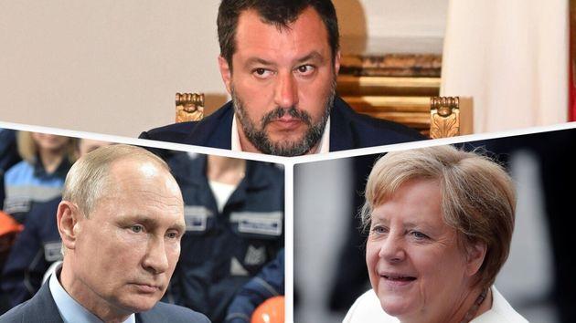La manina tedesca nella nuova guerra fredda ai