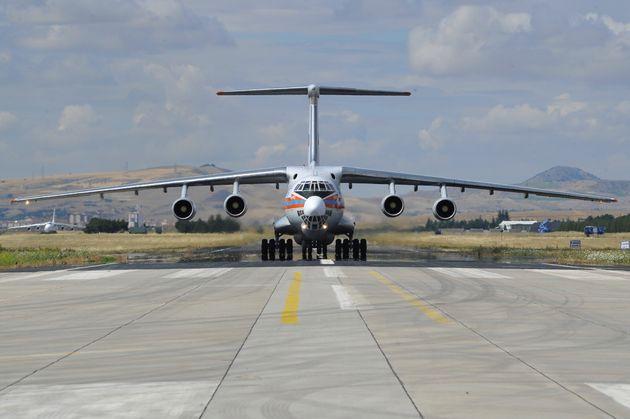 Την πρώτη φάση της παράδοσης των S-400 στην Τουρκία ολοκληρώνει η