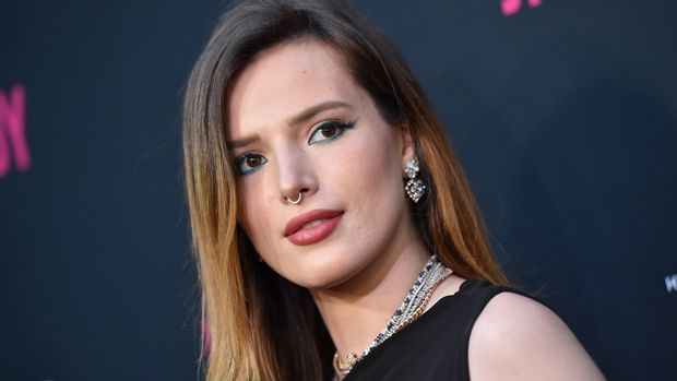 """HOLLYWOOD, CALIFORNIA - APRIL 24: Bella Thorne attends the LA Premiere of Universal Pictures' """"J.T. Leroy"""" at ArcLight Hollywood on April 24, 2019 in Hollywood, California. (Photo by Axelle/Bauer-Griffin/FilmMagic)"""