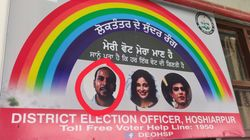 How Did A 2012 Rape Convict's Photo End Up On A Punjab Voter Awareness