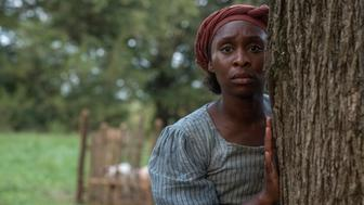 Cynthia Erivo stars as Harriet Tubman in HARRIET, a Focus Features release.
