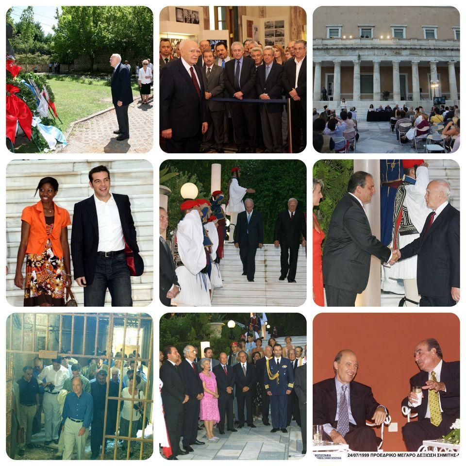 Προεδρικό Μέγαρο - Αποκατάσταση της Δημοκρατίας: Η ιστορία μίας επετείου σε