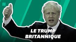Boris Johnson, nouveau Premier ministre qui a enchaîné les