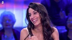 Almudena Cid explica el (sutil) cambio de look con el que apareció en 'Pasapalabra':