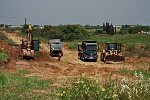 Τα έργα προτεραιότητας σε υποδομές και