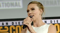 Scarlett Johansson Unveils Massive Engagement Ring From Colin