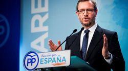 El vasco Javier Maroto ya es senador por Castilla y