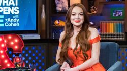 Lindsay Lohan Is Back With Another Brand-New