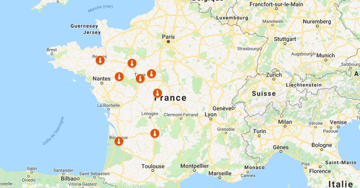 Canicule: Des records absolus de chaleur tombent en France