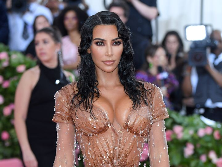 """Kim Kardashian said she supported """"every woman's right to not be harassed, asked or pressured to do anything they are n"""