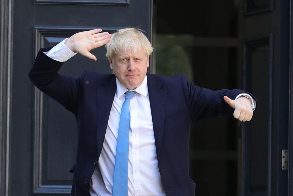 How Boris Johnson, The Clown Prince Of British Politics, Finally Got His