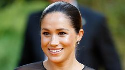 Meghan Markle Jokes About Her Acting Career During 'Lion King'