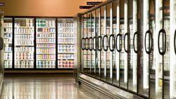 10년 전 실종된 슈퍼마켓 직원이 냉장고 틈에서