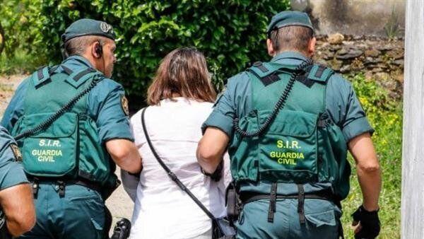 Detenidos en Gipuzkoa y Lugo cuatro presuntos