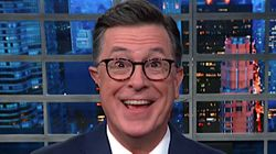 Stephen Colbert Gives Media The Key To Getting Trump To