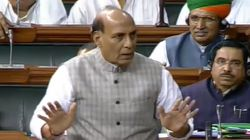 No Question Of Any Mediation On Kashmir Issue, Rajnath Singh Tells Lok