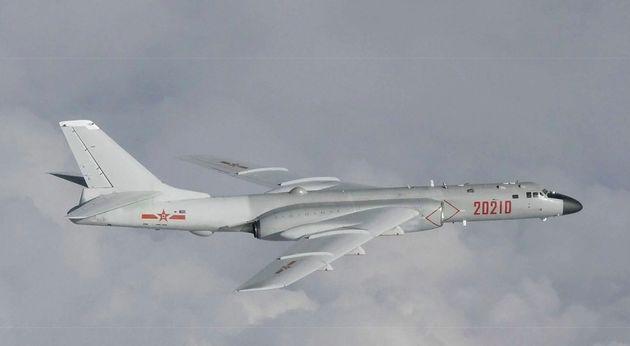 Κίνα: Τα βομβαρδιστικά των κοινών περιπολιών με τη Ρωσία δεν παραβίασαν κανέναν εναέριο