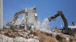 Demolite altre case palestinesi a Gerusalemme Est. Ma stavolta è più