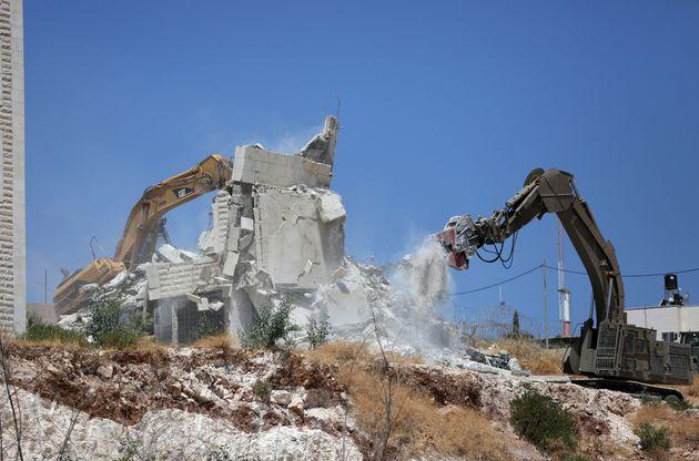 Demolite altre case palestinesi a Gerusalemme Est. Ma stavol