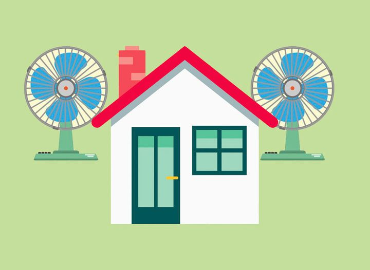 How To Keep Your House Cool During The Heatwave Huffpost Life