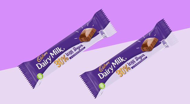 Cadbury Creates Dairy Milk With 30% Less Sugar – But Makes Bars Smaller