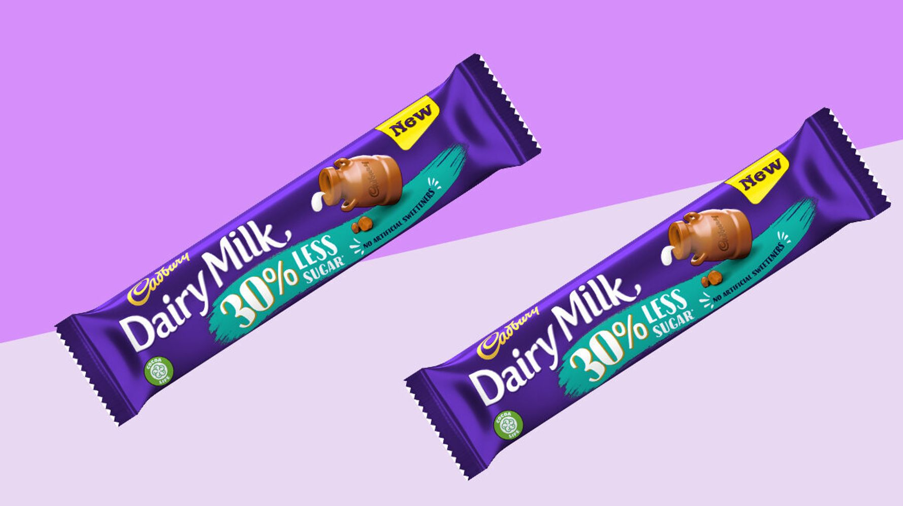 Cadbury Creates Dairy Milk With 30 Less Sugar But Makes