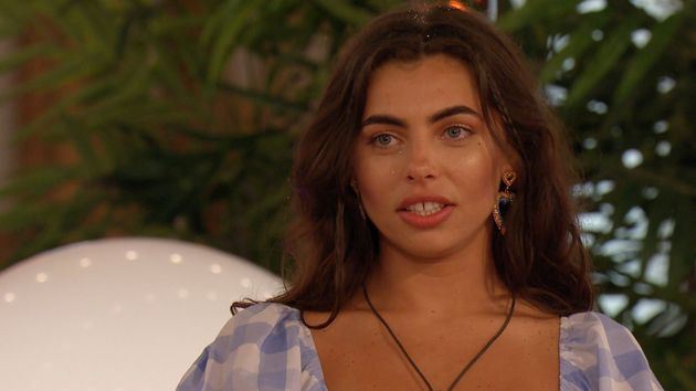 Love Island's Francesca Allen Discusses 'Hostile' Reception To Her Arrival In The Villa
