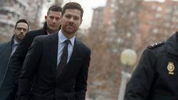 Xabi Alonso se niega a declarar ante el juez por un fraude de 572.008