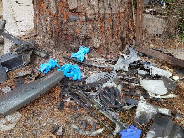 Δυστύχημα Ζαχαριά: Πώς σώθηκαν από θαύμα δύο άτομα - Πληροφορίες για εμπλοκή δεύτερου