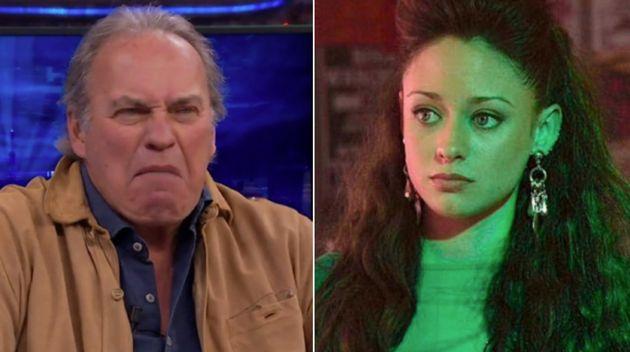 El pasado de Elena Rivera ('Cuéntame') y Bertín Osborne que no