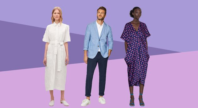 UK Heatwave: How To Dress To Stay Cool In The Hot Weather