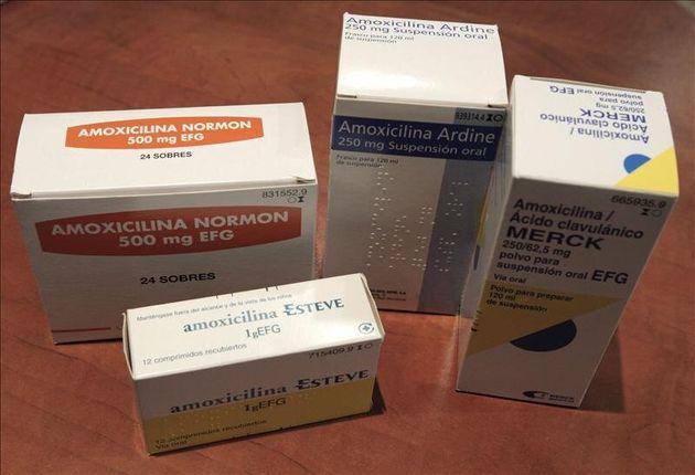 El motivo por el que vas a empezar a ver envases de antibióticos más