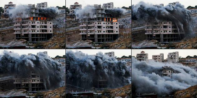 L'Algérie condamne les opérations de démolitions des maisons palestiniennes à