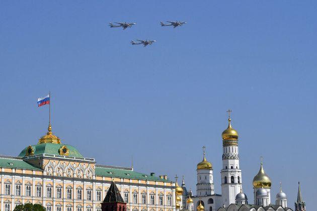 L'exercice militaire aérien Chine-Russie, un message aux