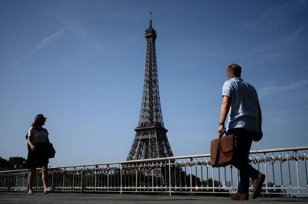 Paris devrait vivre durant l'épisode caniculaire actuel la journée la plus chaude depuis...