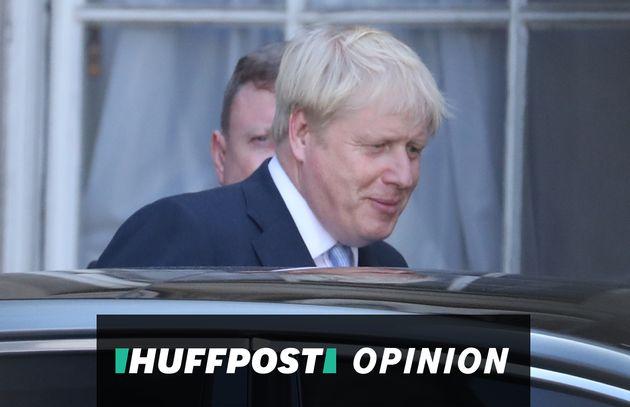 Boris Johnson Has No Mandate –He Wont Last Through The Winter