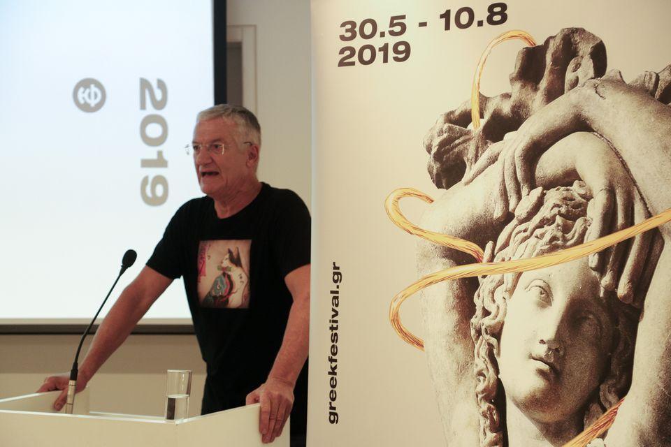 Βαγγέλης Θεοδωρόπουλος στον απολογισμό της θητείας του: Είμαι ευγνώμων γι' αυτό το ταξίδι, παρά τις