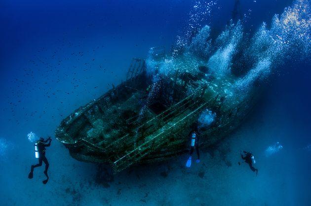 Βίντεο: Ναυάγιο 500 ετών βρέθηκε άθικτο στον βυθό της Βαλτικής