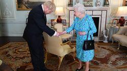 Boris Johnson, primer ministro de Reino