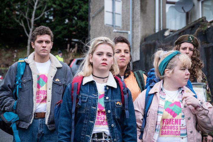 """""""Derry Girls"""""""