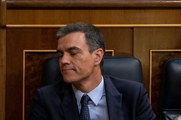 El tuit de Pedro Sánchez en plena negociación: normal, pero totalmente