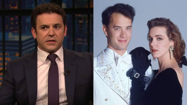 Fred Savage, left, noticed that a lot of his favourite childhood movies (like