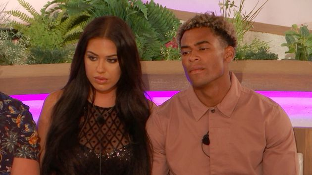 Love Island's Anna And Jordan Both Think One Of The Remaining Couples Is Playing A Game