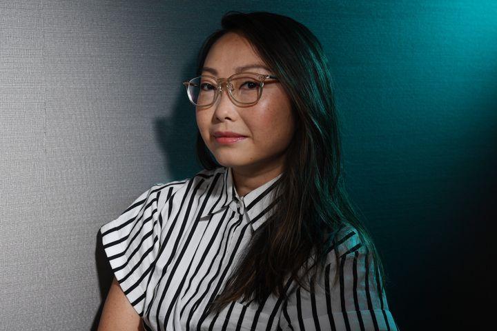 "Lulu Wang, director of ""The Farewell."""