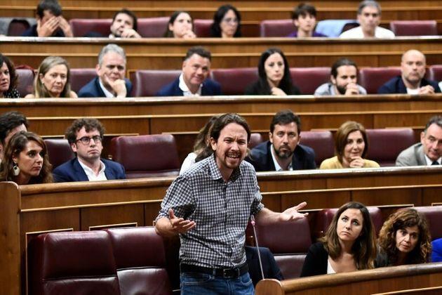 Unidas Podemos responde al PSOE que
