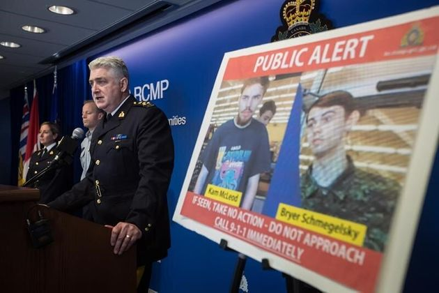 B.C. Murder Suspect Bryer Schmegelsky's Father Expects His Son Will