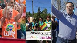 Alberta's Political Parties Latest Groups Barred From A Pride