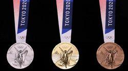"""東京五輪のメダルのデザイン発表。""""開催国""""が担当できる「裏面」のデザインは?"""