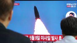 Εκτόξευση δύο πυραύλων μικρού βεληνεκούς από τη Βόρεια