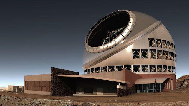 ハワイ先住民の聖地・マウナケア山で新天文台建設反対運動続く